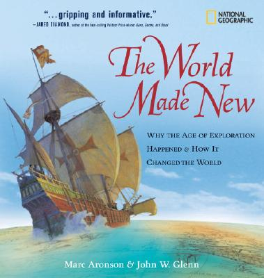 The World Made New By Davies, Gill/ Aronson, Marc